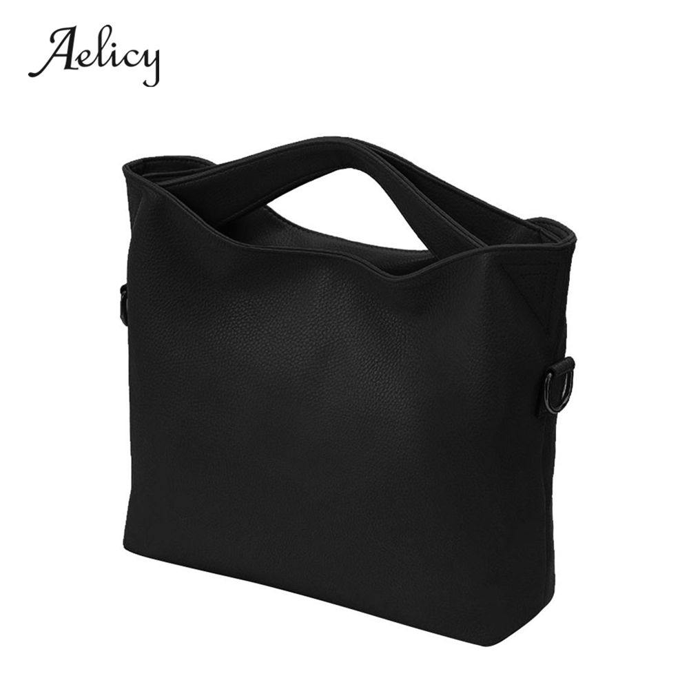 Aelicy JY20 Handbag Solid Handbag Fashion Designed Handbag Bags Handbags Women brands Bags For Women 2017 Tote Bag 4 Colors sannen 7l double decker cooler lunch bags insulated solid thermal lunchbox food picnic bag cooler tote handbags for men women