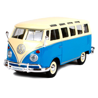 Maisto 1 24 Volkswagen Samba Diecast Model Car Toy New In Box Free Shipping 31956