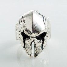 Men Ring Viking Finger Rings Punk Vintage Stainless Steel