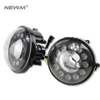 2pcs Lot 10W Super White LED Daytime Running Lights Drl Light For Mini COOPER R55 R56