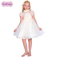 Erapinky 2018 Girl Dress For Kids Bowknot Ball Gown Children S Clothing Girl Princess Dresses 2018