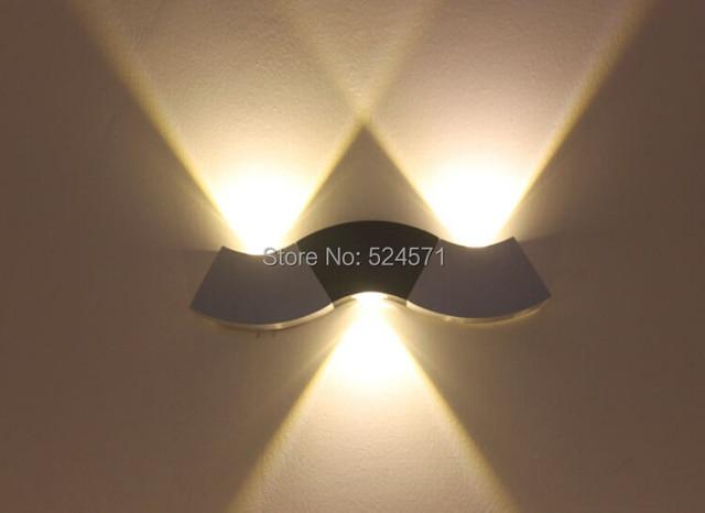 Led Leeslamp Slaapkamer : Gratis verzending w led wandlamp ac v toilet badkamer
