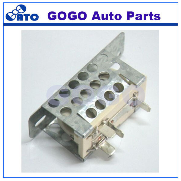 High Quality HEATER BLOWER MOTOR RESISTOR 95VB-18591-AB for FORD TRANSIT  HEATER