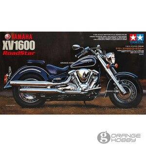 Tamiya 14080 1/12 XV1600 RoadStar масштаб сборки модели мотоцикла комплекты для строительства