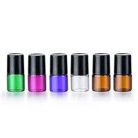 50 X 1ml 2ml Mini Roll On Roller Bottles For Essential Oil Roll On Refillable Perfume
