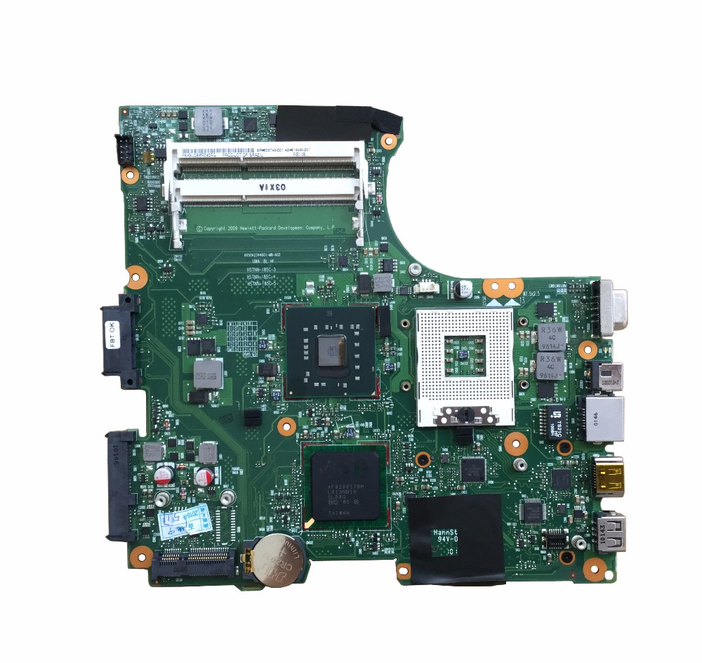 free shipping Original 605748-001 For HP Compaq CQ320 420 620 laptop motherboard GL40 Motherboard s478 ddr3 100% test good free shipping original laptop motherboard for hp cq510 cq610 538409 001 965gm ddr3 100