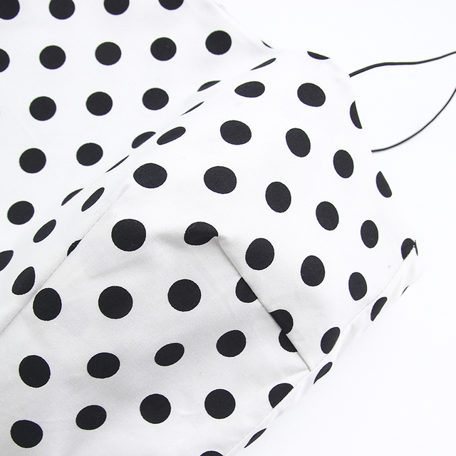 Kendall Jenner Outfit Polka Dot Dress Bodycon Mini Short Dress 6