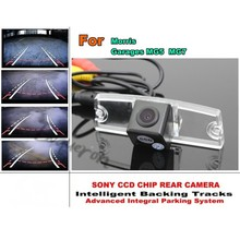 For Morris Garages MG5 MG 5 MG7 MG 7 Car Intelligent Parking Tracks Camera HD Back