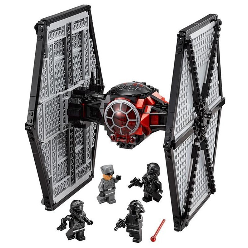 [Yamala] New Star Wars Special Force TIE Fighter Assemble Toys Building Blocks Kids Gift Compatible Legoingly new fx3u 64ccl special function blocks