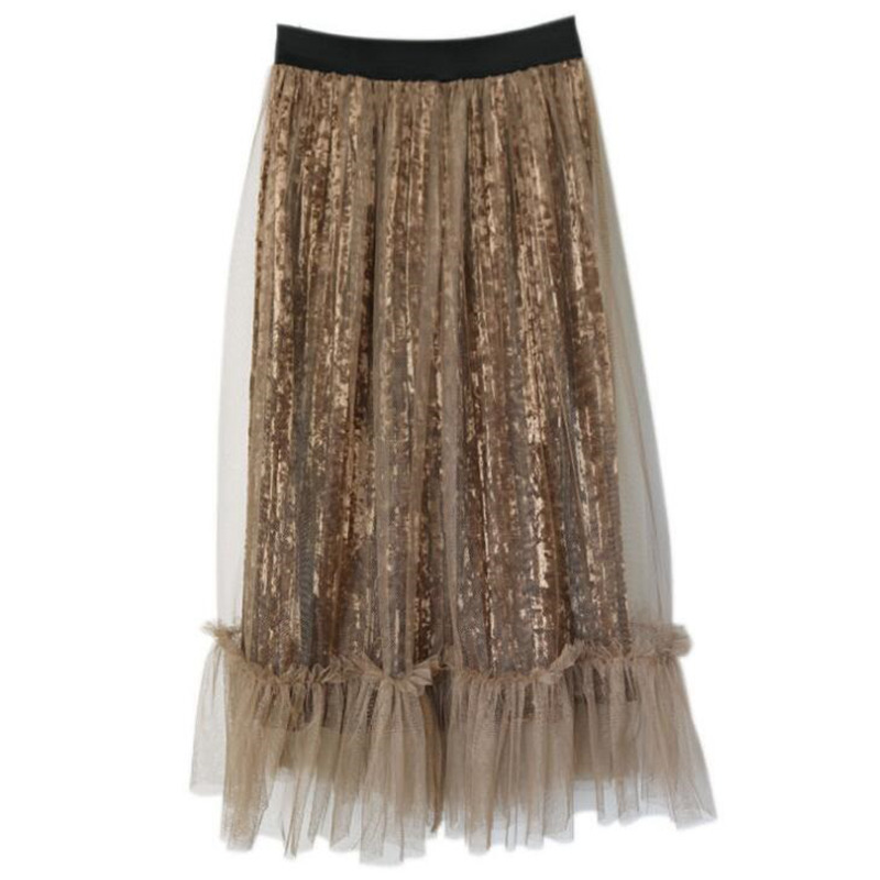 Online Buy Wholesale net long skirt from China net long skirt ...