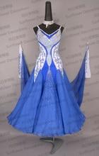 NEW standard dance wear,ballroom dance competition dresses womens dance costumes ballroom dancing dress