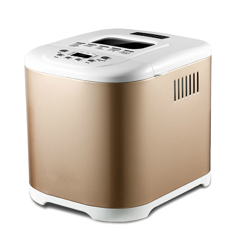 Bread machine The bread maker is fully automatic. Double tube baking multi-function machine. цена 2017