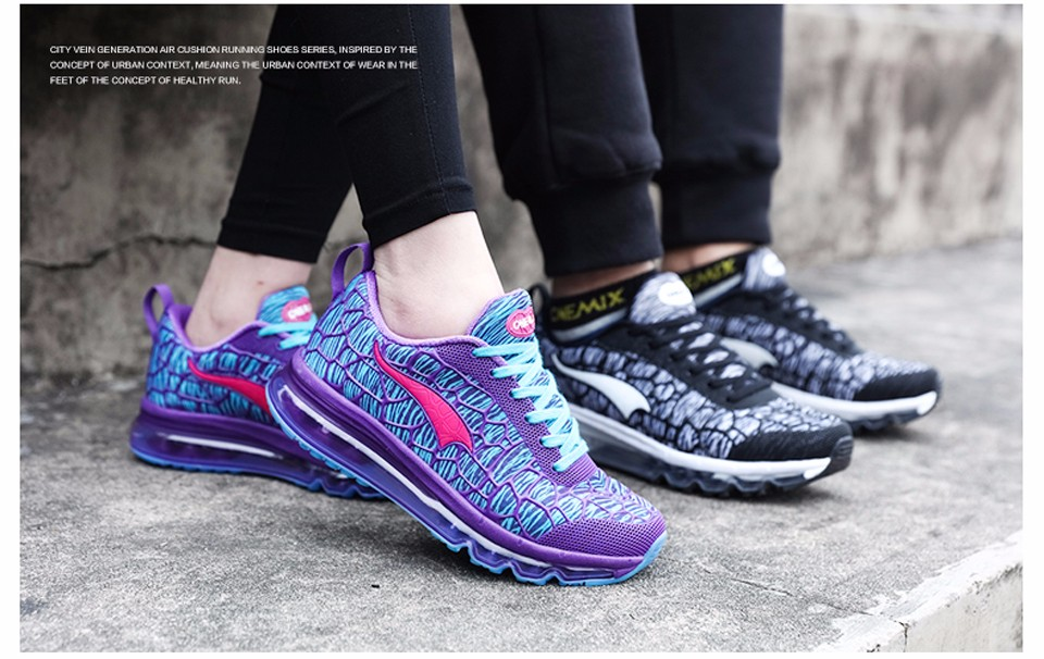 Onemix Brand 16 New Sports Running Shoes Sneakers for Men and Women Outdoor Walking and Running Breathable Good Quality 23