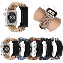 Nylon watch bands for apple watch band 44mm & for apple watch 4 strap Bracelet for iWatch 1 2 3 38mm 42mm for apple watch 40mm marc saltzman apple watch for dummies