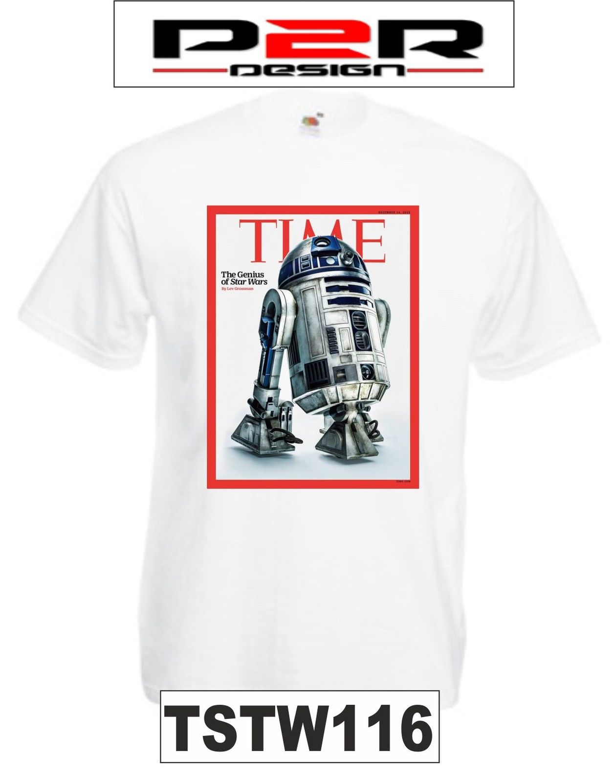 T shirt Star Wars Star Wars Robot R2d2 Time film movie comics tstw116 Free shipping in T Shirts from Men 39 s Clothing