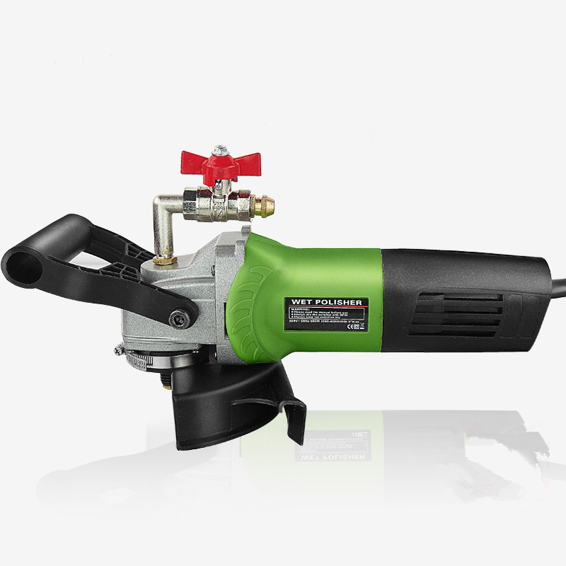 Electric Grinders And Polishers ~ Electric stone wet polisher and variable speed hand