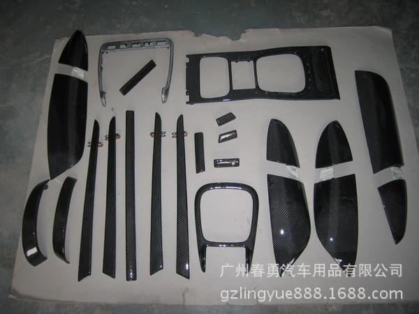 Fit For Porsche 2002-1020 Cayenne 957 Carbon Fiber Excellent Interior Decoration