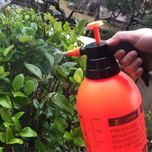 Image 2 - 2.0L araba yıkama basınçlı sprey Pot otomatik temiz pompa püskürtücü şişe basınçlı sprey şişesi yüksek korozyon direnci