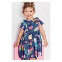 2016 New Lolita Style Cute Doll Collar Cartoon Short Sleeved Princess Dress