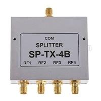 Nowy 4 Way SMA Splitter Zasilania 1500 mhz ~ 8000 MHz, kabel SMA żeński 8 Ghz zasilania rozdzielacza sygnału rozdzielacz splitter kobieta Darmowa wysyłka