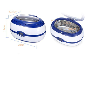 600ml Ultrasonic Cleaner Bath