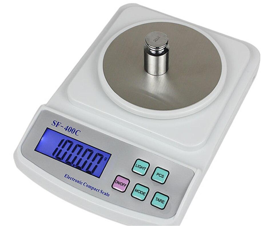 SF-400C 500g/0.01g high precision weight Digital pocket electronic balance jewelry chinese medicine scale прибор для настройки спутниковых антенн cатфайндер prof sf 500