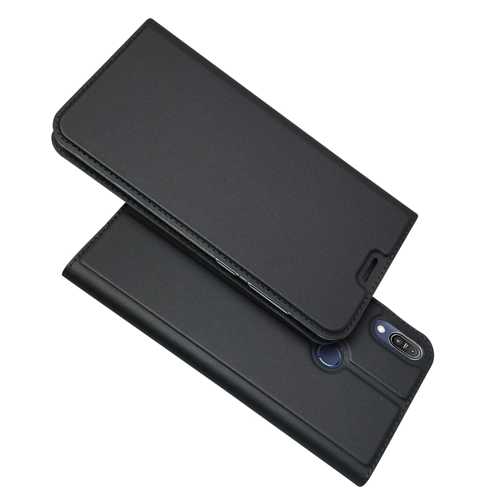 For Asus Zenfone Max M2 ZB633KL Case PU Leather Flip Stand Wallet Cover for Asus Zenfone Max Pro M2 ZB631KL ZB633KL Phone Case