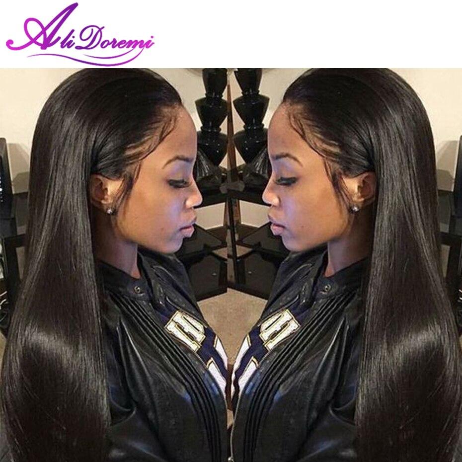 Aliexpress Buy Alidoremi Hair Brazilian Straight Virgin Hair