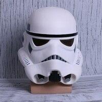 ניו מלחמת הכוכבים Stormtrooper קסדת מסכת מפלגת נכס קוספליי מסכות Full Face קסדת PVC למבוגרים לביש