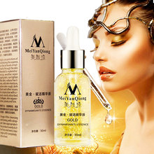 цена на MEIYANQIONG 24k Gold Serum Deep Moisturizing  Facial Anti Aging Intensive Face Lifting Firming Anti Wrinkle Whitening Skin Care