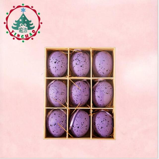 9pcssets easter gifts easter decoration easter day eggs diy purple 9pcssets easter gifts easter decoration easter day eggs diy purple egg negle Image collections