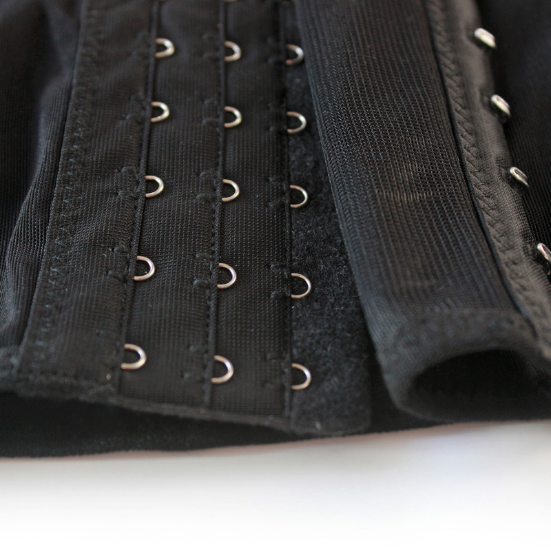 Waist Cincher For Men/women Slimming Body Shapers Belly Tummy Control Belts Fat Reduce Underwear Adjustable Hooks Girdles
