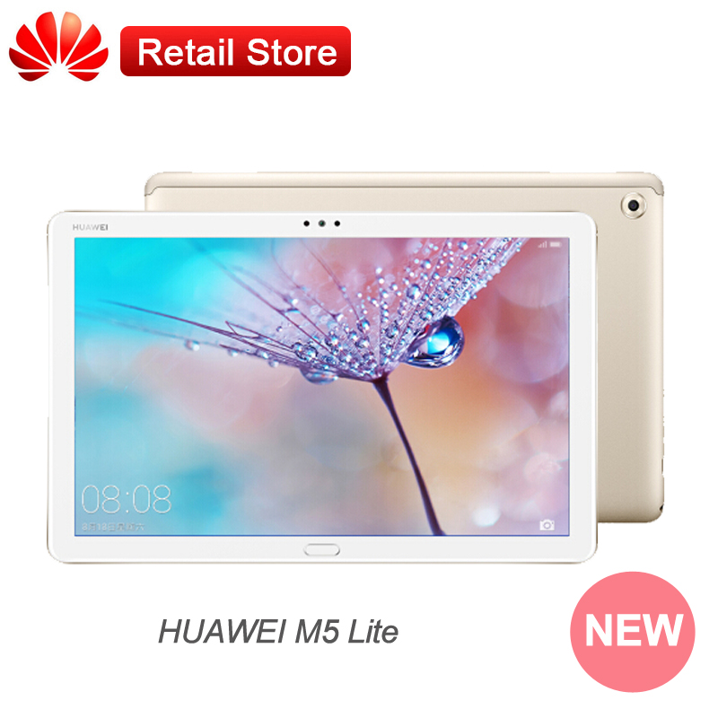 Global ROM Huawei M5 lite MediaPad 10 1 1080p Display Kirin 659 Android 8 0 Octa