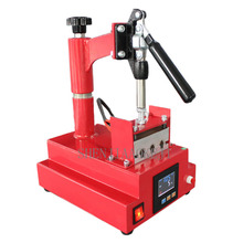 Multi function digital hot press DIY pen printing Three-station hot brush machine220V/110V 600W