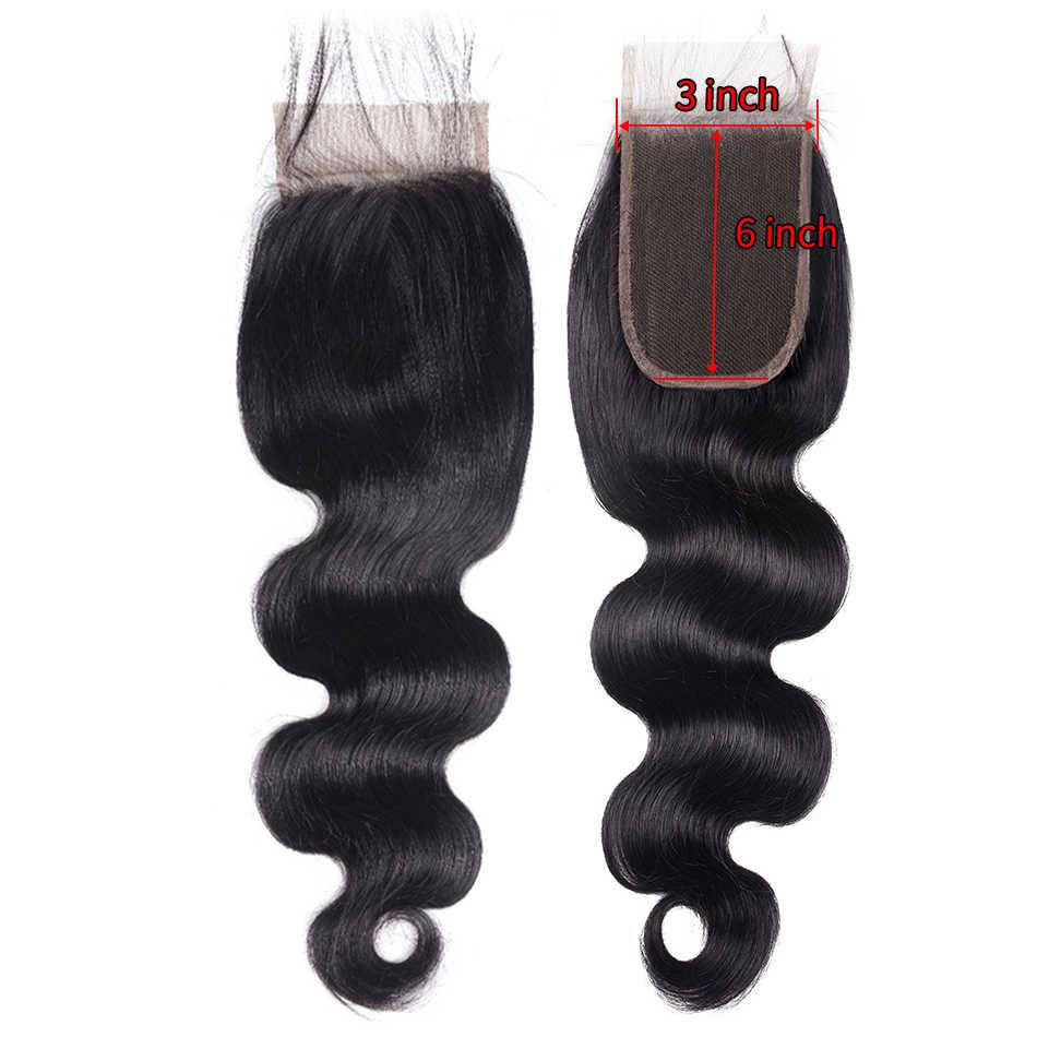 Real beleza onda do corpo 5x5 fechamento pré arrancado com cabelo do bebê cabelo remy brasileiro 4x4 6x6 2x6 3x6 4x6 fechamento do laço suíço em estoque