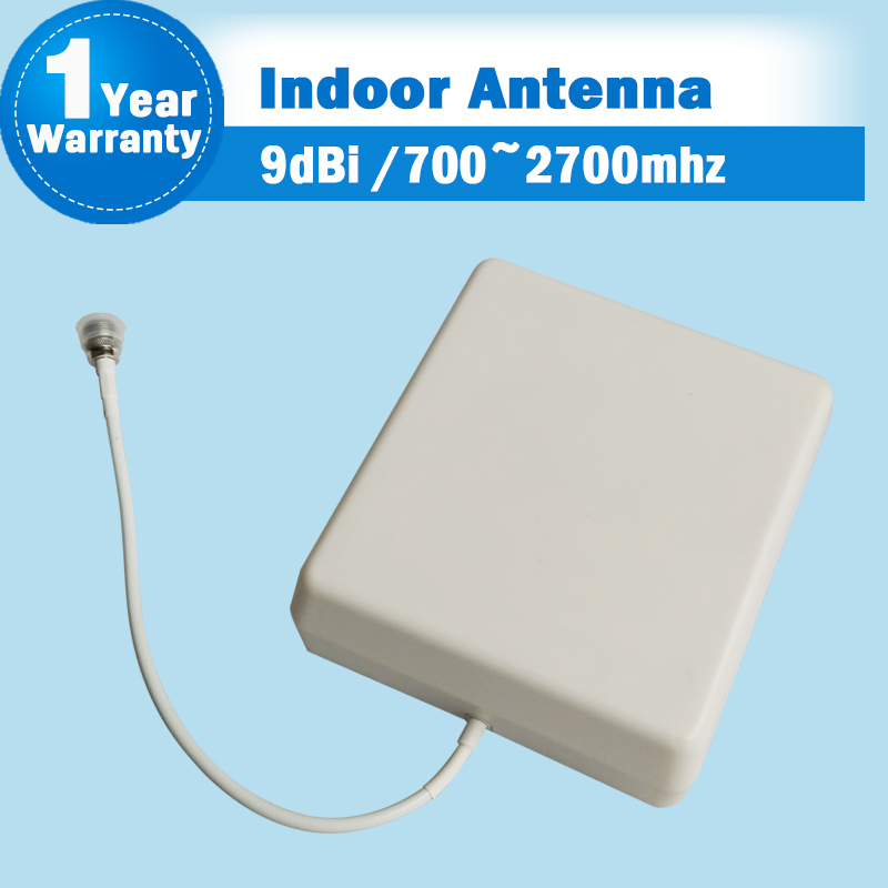 3G 2G 700Mhz To 2700MHz GSM DCS CDMA WCDMA UMTS Network Indoor Panel Antenna Internal Antenna For Mobile Phone Siganl Booster 40