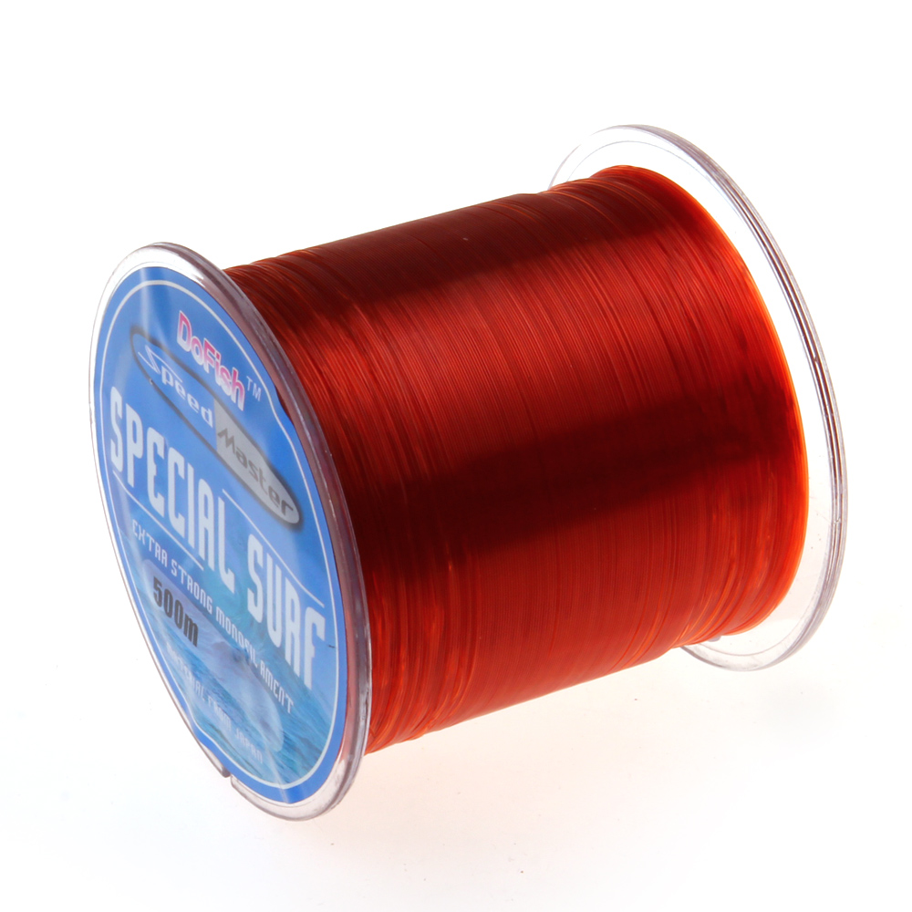 Hot sell 500M DAH Series Super Strong Monofilament Color Nylon ...