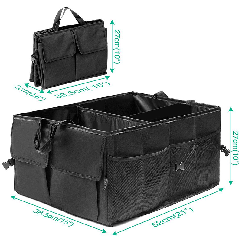 Image 5 - Car Trunk Organizer Eco Friendly Super Strong & Durable Collapsible Cargo Storage Box For Auto Trucks SUV Trunk Box / Box-in Stowing Tidying from Automobiles & Motorcycles