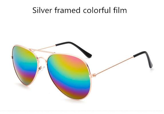 ASUOP2017 new men and women sunglasses pilots glasses high-end brand popular sun glasses goggles UV400 sunglasses sunglasses (8)