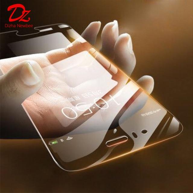3 piezas para Xiaomi mi 6 6X8 SE Note 3 vidrio templado no Pantalla Completa 9 H película transparente para Xiaomi mi x 2 2 s Protector de pantalla