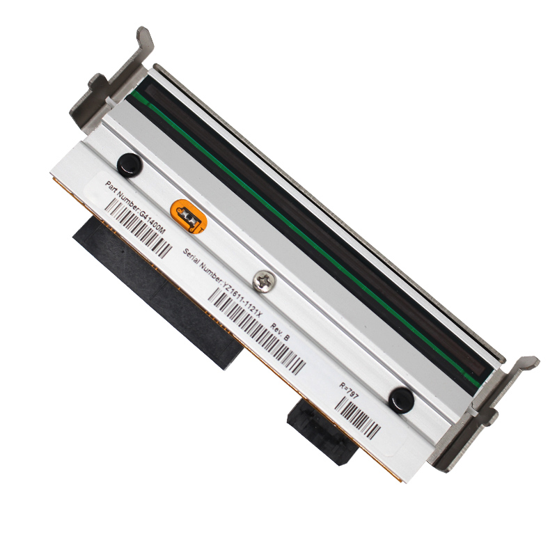 SEEBZ G41400M Impressora Nova S4M S4M 203 dpi Da Impressora Térmica Da Cabeça De Impressão Para Zebra, Código De Barras & Etiqueta Da Cabeça de Impressão, garantia 90 dias