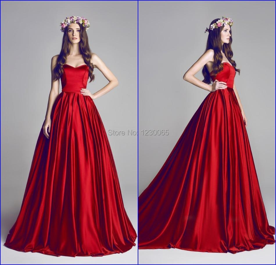 Elegant robe de soiree Vestido longo sweetheart long prom gown vestido de festa 2016 Handmade formal long evening dress