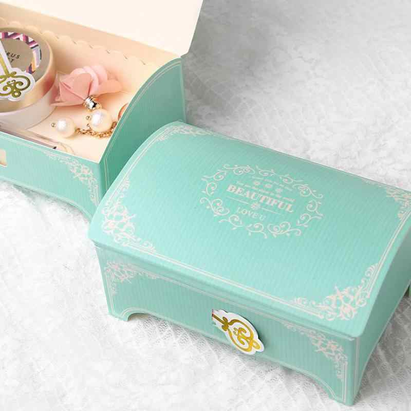 Detail Feedback Questions About 50pcs Folding Gift Box Wedding Sweet