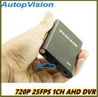 Promo Venta al por mayor 720P 25FPS 1CH AHD DVR con 4 tipos de modo de grabación de vídeo. Detección de movimiento por autovisión