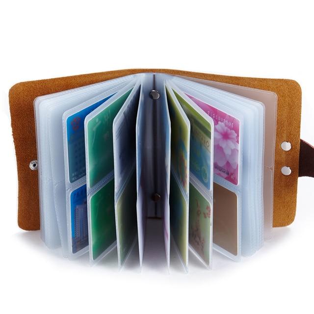 New 60 bit card bag men women anti magnetic packs bank cards new 60 bit card bag men women anti magnetic packs bank cards holder business colourmoves