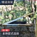 Мини-меч Longquan из нержавеющей стали для самообороны  маленький короткий меч  старинный Маленький Меч Хань  не обрезается для детей
