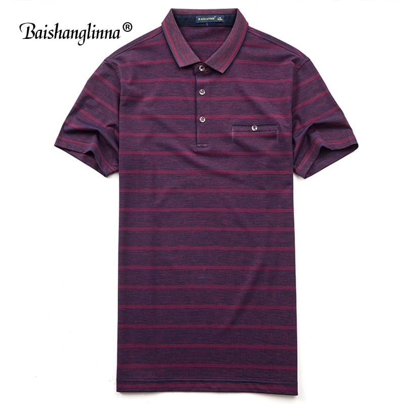 Baishanglinna Υψηλής ποιότητας πουκάμισο - Ανδρικός ρουχισμός - Φωτογραφία 5