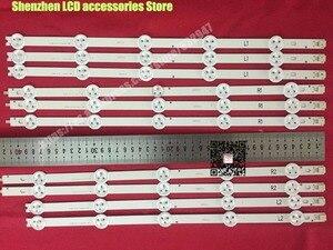 Image 3 - Lote de 10 unidades para Panasonic TX L42B6B, TX L42BL6B y más Televisores LED con panel LC420DUE (SF) R1 + L1 = 6 piezas R2 + L2 = 4 piezas