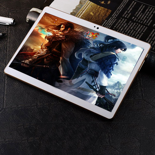 US $122 88  NERLMIAY Original 10 1' Tablets Android 5 1 2GB RAM 32GB ROM  MT6592 Eight Core 32 Bit 3G Dual Sim Phone Call OTG WiFi Tablet PC-in  Tablets