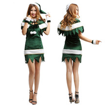 merry christmas costumes for women cosplay green fairy costume funny halloween costumes fairy dresses christmas dress cute dress